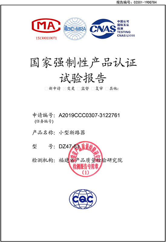 DZ47-63实验报告