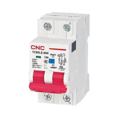 YCB5LE-80(H) 剩余电流动作保护器